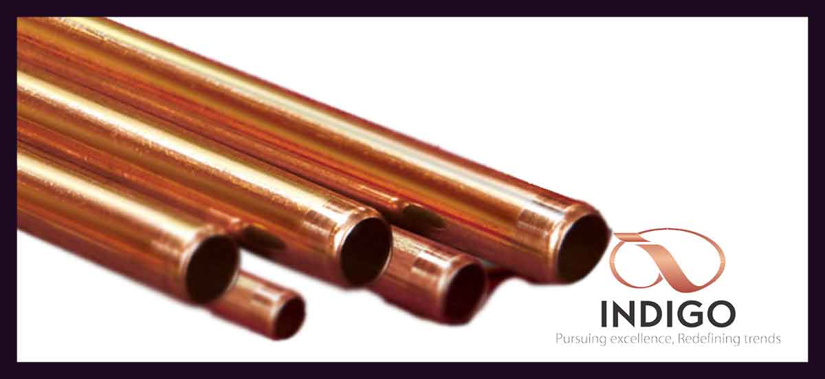Copper Tubes for General Engg and Electrical Purposes
