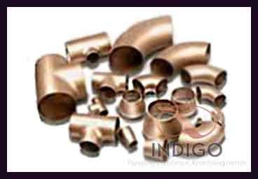 Cupro-Nickel Pipe Fittings