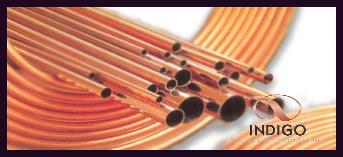 Copper Pipes and Tubes for ACR Application